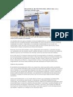 II Congreso Internacional de Tecnología Aplicada a La Minería