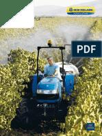 Tractores TDF Turquia