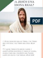 Era Jesús Una Persona Real