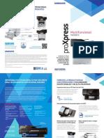 [Brochure] A4 Mono Multifunction M4080FX (Latin Spanish, Web).pdf