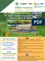 Curso E-learningcolombo – Cubano Agroforesteria Biodiversidad y Cambio Climático (1)