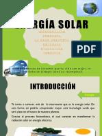 Energia Solar (Cazas Del Tesoro)
