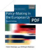 Wallace Policy Making in the Eu