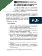 ORIENTACIONES PARA LA APLICACIÓN DE LA EVALUACIÓN DIAGNÓSTICA EN LIMA METROPOLITANA.doc