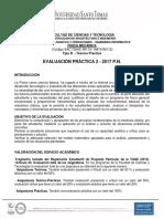 Evaluación Práctica Física Mecánica 2017-2.pdf