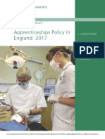 Apprenticeship Policy