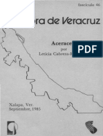 Flora de Veracruz Aceraceae