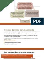 Selección de Datos Para La Vigilancia