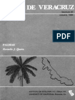 Flora de Veracruz Arecaceae