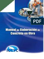 Manual de Elaboración de Concreto en Obra Ultomo[1]