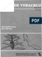 Flora de Veracruz Balsaminaceae