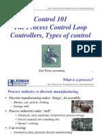 Webinar Slides Control 101