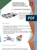 Indicadores Biologicos.