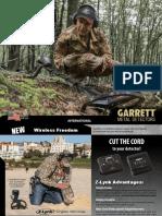 Garrett Sport Catalog 2017 INTL
