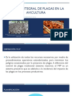 Manejo Integral de Plagas en La Avicultura