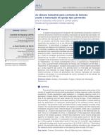 Ozonio No Queijo Parmesao - Bolores e Leveduras