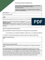Application Form_Backbench Business Debate_ Tobacco170913