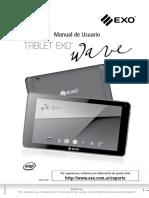 (F106-GG) Manual de Tablet Wave i007