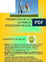 Promoción de La Salud en La Familia
