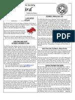 December 2004 White Bird Newsletter Peace River Audubon Society