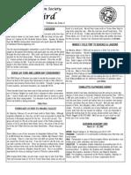 February 2005 White Bird Newsletter Peace River Audubon Society