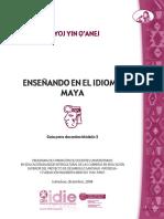 ENSEÑANZA DEL IDIOMA MAYA MODULO 3.pdf