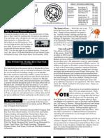 May 2007 White Bird Newsletter Peace River Audubon Society