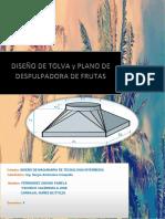 Plano de Des y Diseño de Tovas