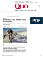 Oxiracetam, La Droga Que Puede Ayudar a Los Alpinistas - Quo