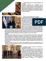 Cuantos Diputados Hay en El Órgano Legislativo de El Salvador
