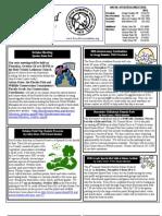 October 2007 White Bird Newsletter Peace River Audubon Society
