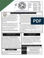 November 2007 White Bird Newsletter Peace River Audubon Society