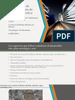 La Nueva Industria Eléctrica en México_Practica Individual