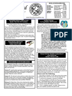 January 2008 White Bird Newsletter Peace River Audubon Society