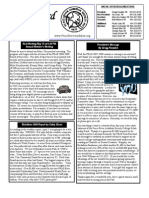May 2008 White Bird Newsletter Peace River Audubon Society