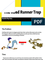 the better road runner trap