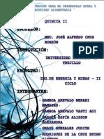 El Ciclo Del Fosforo (Informe)