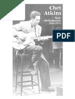 Chet Atkins Bio