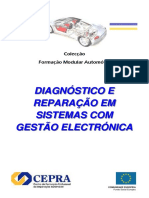 Diagnostico e Reparaçao Em Sistemas Com Gestao Electronica