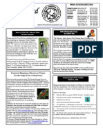 March 2009 White Bird Newsletter Peace River Audubon Society