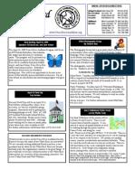 April 2009 White Bird Newsletter Peace River Audubon Society