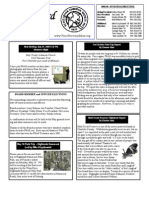 May 2009 White Bird Newsletter Peace River Audubon Society