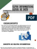 Ley de Delitos Informaticos