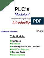 2017-9-6 Class 1 - PLCx 1
