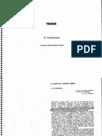 Eichenbaum - La teoría del método formal