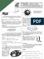 Física - Pré-Vestibular Impacto - 2ª Lei de Newton (Princípio Fundamental da Dinâmica)