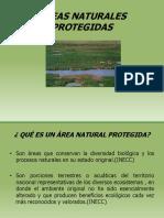 Clase Areas Naturales Protegidas