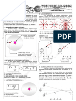Física - Pré-Vestibular Impacto - Campo Elétrico