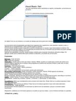 Controles Básicos de Visual Basic