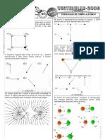 Física - Pré-Vestibular Impacto - Campo Elétrico - Exercícios